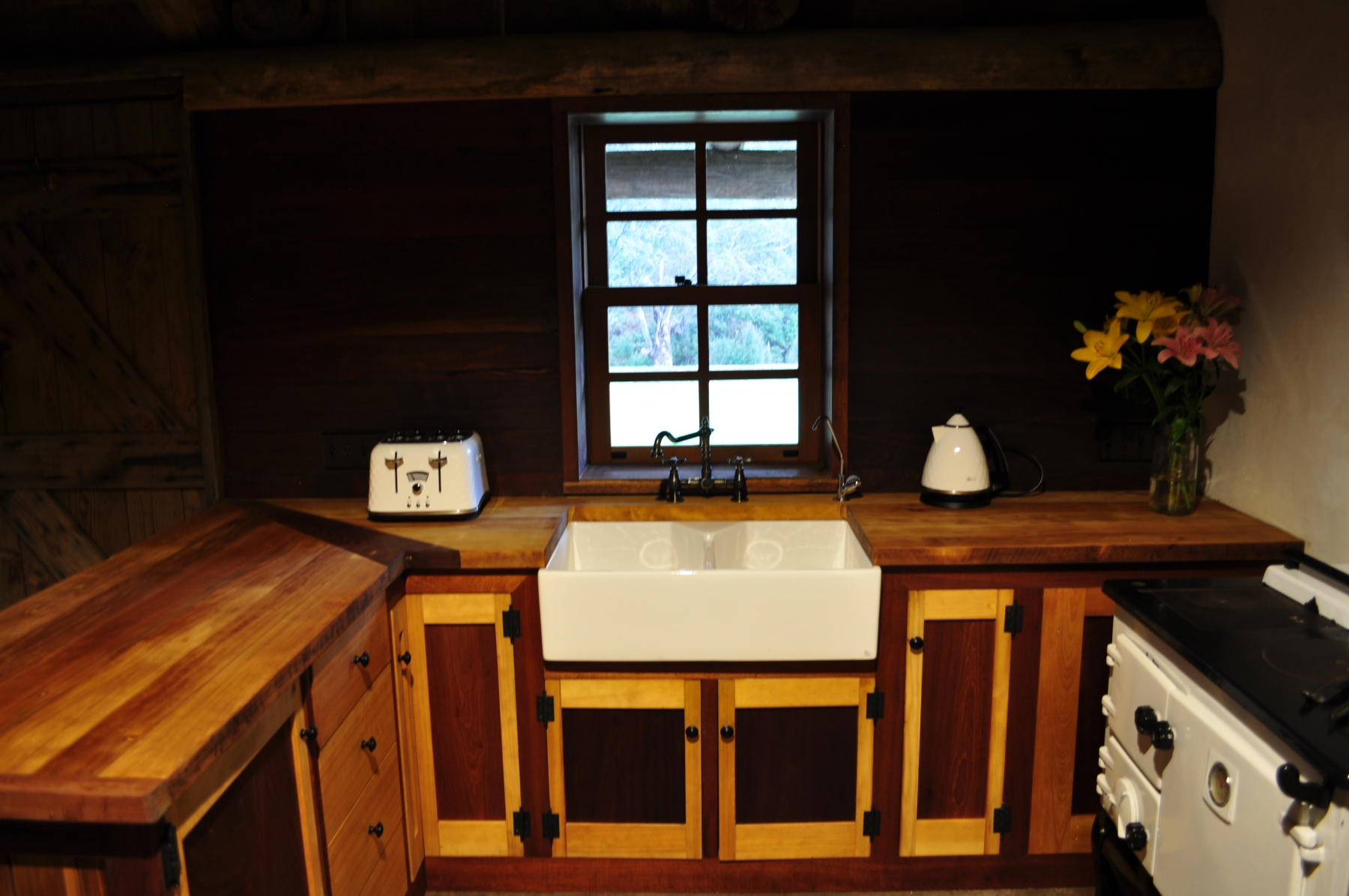 Kitchen - Moonbah River Hut