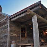 Moonbah River Hut Log Cabin