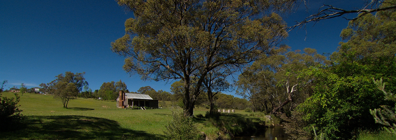 Moonbah River Hut